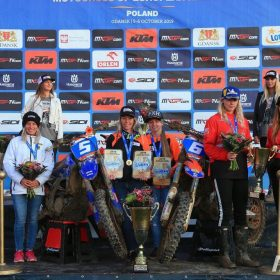Shana en Nancy winnen de European Nations in Polen
